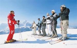 ski instr